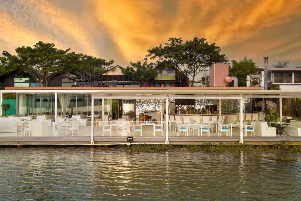 Bocconcino Italian Restaurant Boat Evenue Phuket Thailand 2