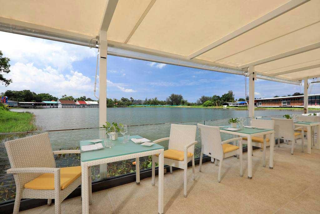 Bocconcino Italian Restaurant Boat Evenue Phuket Thailand 4