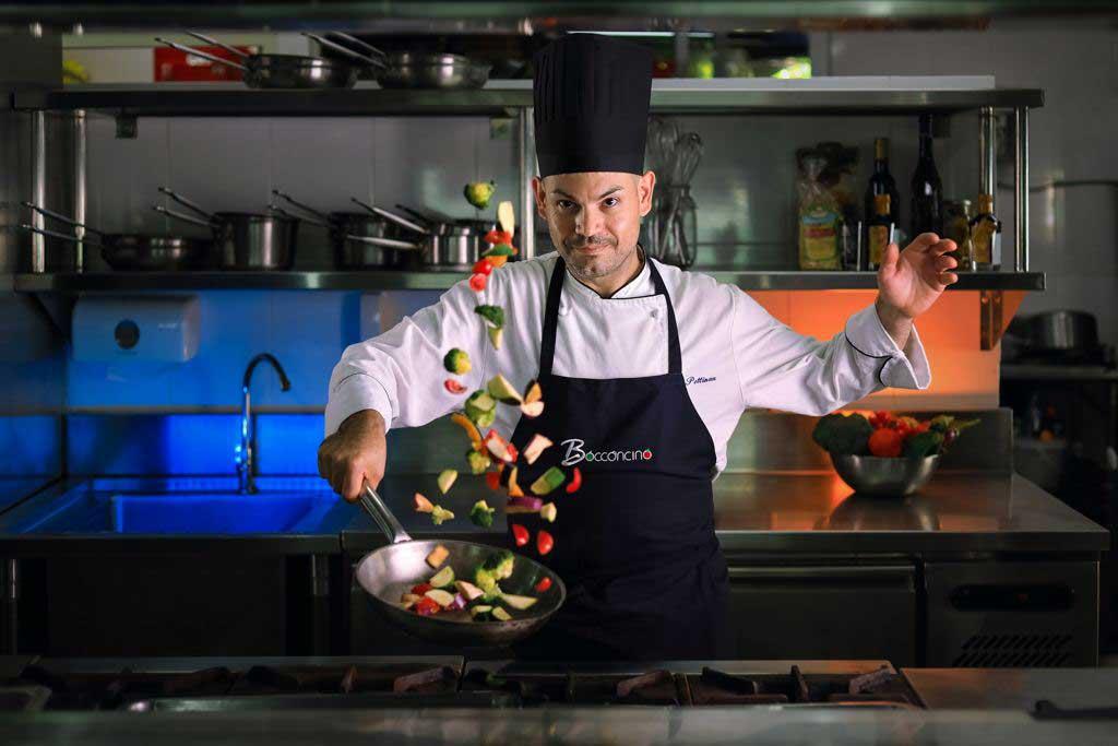 Bocconcino Italian Restaurant Boat Evenue Phuket Thailand Massimo Pettinau